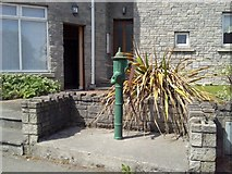 N8857 : Village Pump, Kilmessan, Co Meath (1) by C O'Flanagan