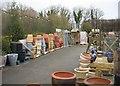 SU5746 : Dummer Garden Centre by Sandy B