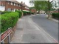 SO9796 : Lodge Road, Wood Bank by Alex McGregor