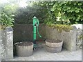 O0251 : Village Pump, Ratoath, Co Meath by C O'Flanagan