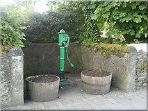 O0251 : Village Pump, Ratoath, Co Meath by C O'Flanagan