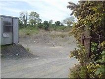 N8552 : Disused Quarry, Co Meath by C O'Flanagan