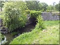 N8053 : Old Bridge at Laracor, Co Meath by C O'Flanagan