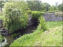 N8053 : Old Bridge at Laracor, Co Meath by C O'Flanagan