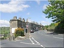 SE0726 : Lane Ends - Wheatley Road by Betty Longbottom