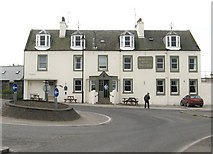 NX3343 : The Monreith Arms Hotel by Ann Cook