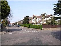 SP3177 : East side of St.Andrew's Road, Earlsdon by John Brightley