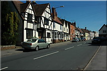 SP0957 : Henley Street, Alcester by Philip Halling