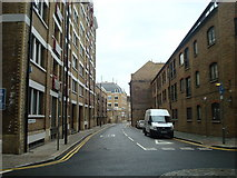 TQ3480 : Wapping Lane, London E1 by Stacey Harris