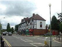 TQ2258 : Shops, Tattenham Crescent by Stacey Harris