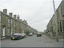 SE0724 : Surrey Street - Hopwood Lane by Betty Longbottom