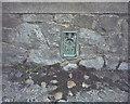TM3034 : OS Flush Bracket 2111 Felixstowe by Richard Neale