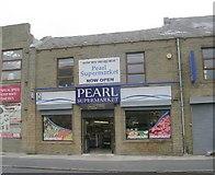 SE0724 : Pearl Supermarket - Queen's Road by Betty Longbottom