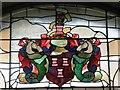 NZ2564 : The Crest of the City of Newcastle by Mike Quinn