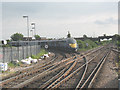 TQ7369 : Javelin approaching Strood station by Stephen Craven