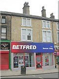 SE0724 : BetFred - King Cross Road by Betty Longbottom