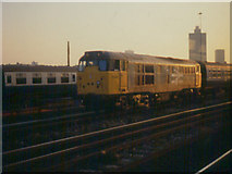 SJ8499 : Red Bank sidings by Stephen Craven