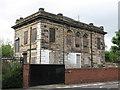 NZ2363 : The former St. Paul's Church School, Houston Street, NE4 by Mike Quinn
