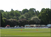TQ5838 : Tunbridge Wells: the Nevill Ground by John Sutton