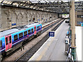 NT2573 : Waverley Station by David Dixon