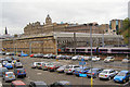 NT2673 : The Eastern End of Waverley Station by David Dixon