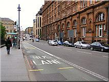 NT2473 : Lothian Road (A700) by David Dixon
