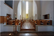TQ3765 : All Saints, Bridle Road, Shirley - Chancel by John Salmon