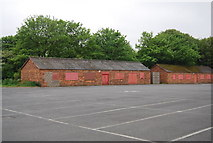 TA0390 : Disused workshops, Burniston Rd by N Chadwick