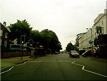 SK5640 : Derby Road in New Lenton by Andrew Abbott