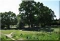 SP0992 : Recreation area, Short Heath Road by Michael Westley
