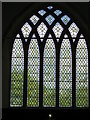 TM2467 : The Window of St Ethelbert Church by Adrian Cable