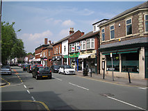 SJ8588 : Wilmslow Road, Cheadle: 2 by Robin Stott