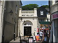 TQ8209 : West Hill Lift Entrance by Oast House Archive
