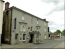 SO2956 : The Burton Hotel, Kington by Philip Pankhurst