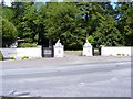 W8071 : Entrance to Fota Golf Resort, Foaty Townland, Foaty Island by Mac McCarron