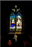 TL2702 : South Aisle Window, St. Thomas a Becket, Northaw by Martin Addison