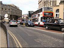 NT2574 : Leith Street (A900) by David Dixon