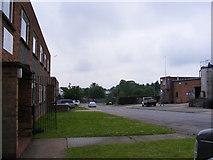 TM3864 : Carlton Park Industrial Estate, Saxmundham by Adrian Cable
