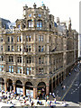 NT2573 : Jenners from the Scott Monument by David Dixon