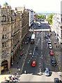 NT2573 : South St David Street by David Dixon