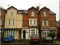 SK5236 : Victorian houses on Dovecote Lane by Andrew Abbott