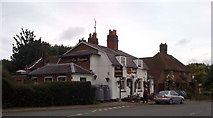 TQ8862 : The Maypole, Borden by Chris Whippet