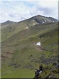 NN6240 : The high corrie below Beinn Ghlas by Richard Law