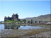NG8825 : Eilean Donan Castle by John Ferguson