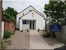 SK3030 : Findern Methodist Chapel by Kate Jewell