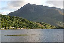 NN0958 : Loch Leven by Glencoe by Nigel Brown
