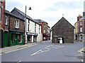 SN9584 : The Old Market Hall, Llanidloes, Powys by nick macneill