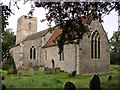 TM3281 : South Elmham St James' church by Adrian S Pye