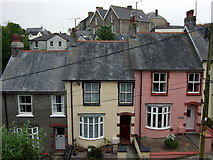 SM9537 : Houses in The Slade by ceridwen