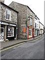 SD6178 : Junction of Salt Pie Lane and Main Street by John S Turner